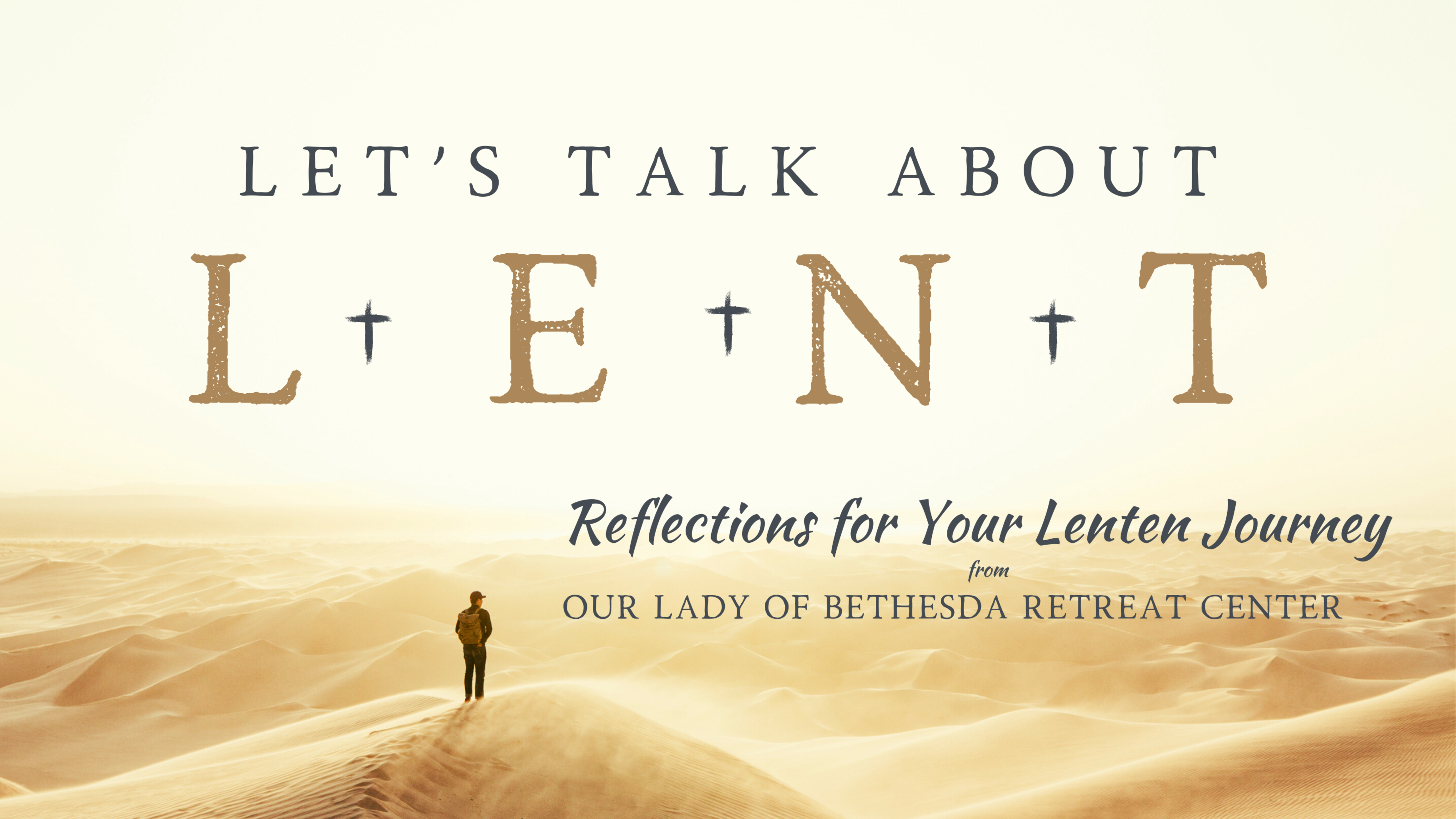 Lent 2021 Reflections Thumbnail