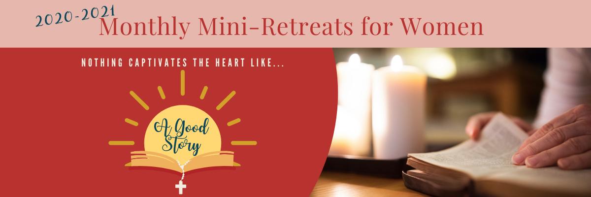 2020 2021 Mini Retreats Headers