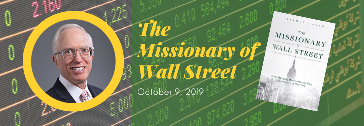 Missionary Of Wall Street 2019