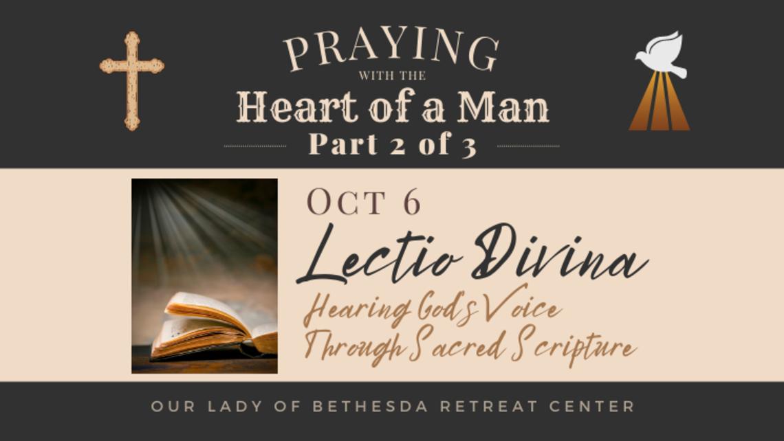 Praying With Heart Calendar Image Lectio Div