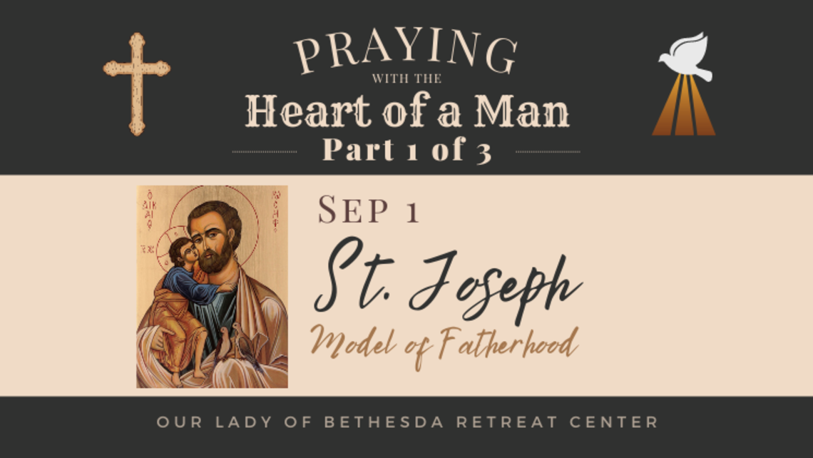 Praying With Heart Calendar Image St Joe