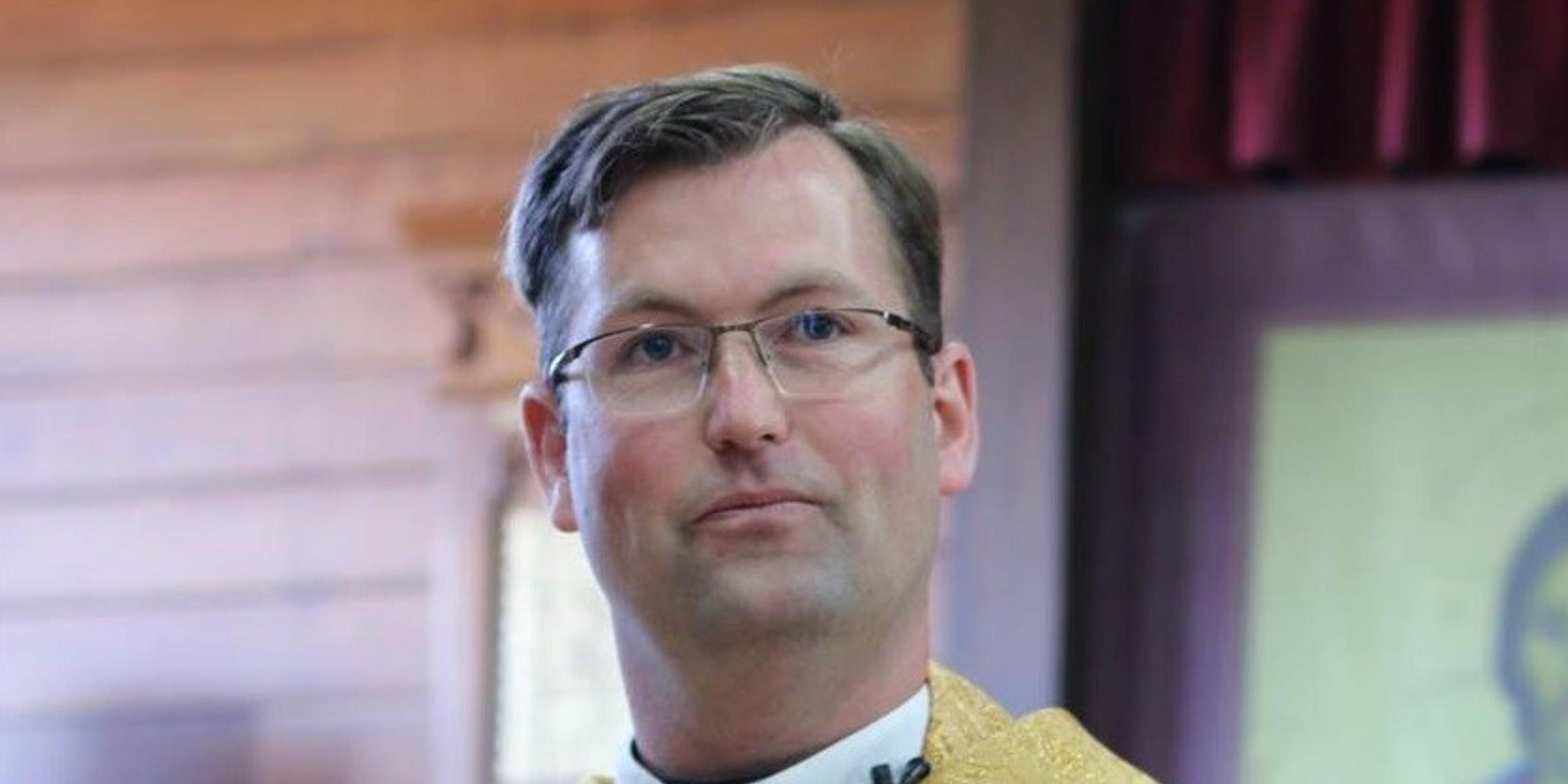 Fr. David Joyce, LC