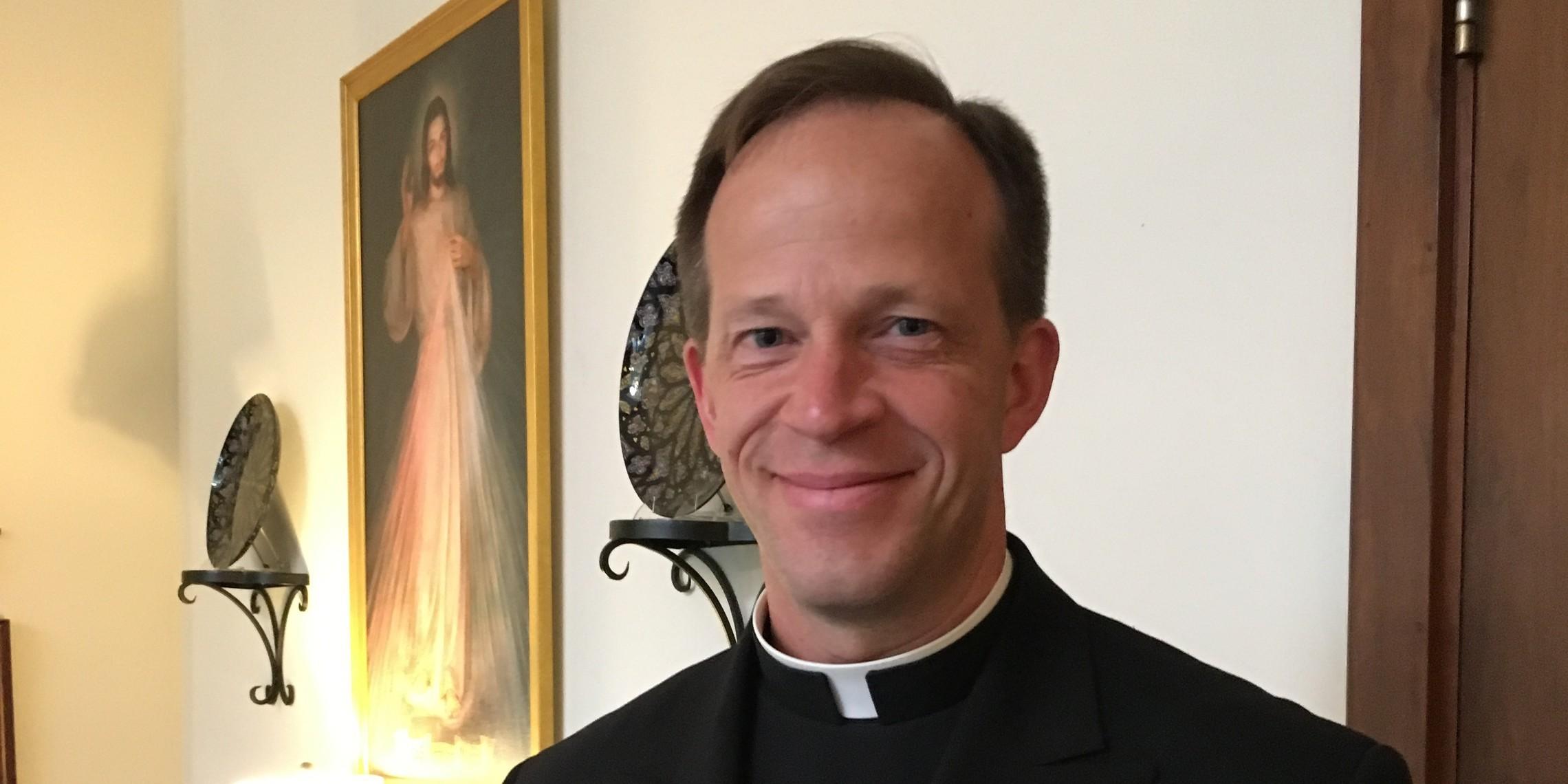 Fr. Daniel Pajerski, LC